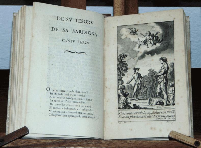 Il tesoro della Sardegna nel coltivo dei bachi e gelsi (1779)